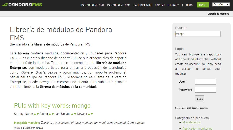 Como monitorizar mongo db plugin