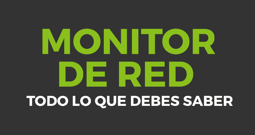 monitor de red featured