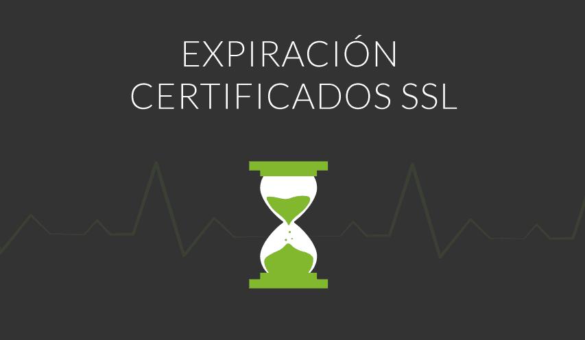 Expiracion de certificados