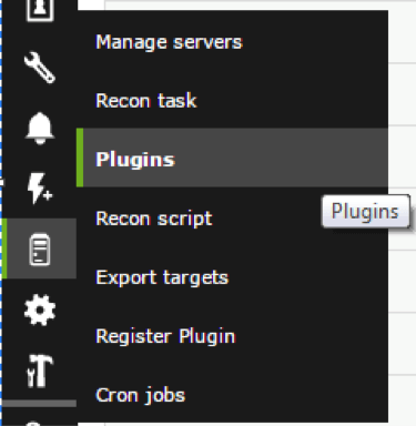 creacion plugin remoto