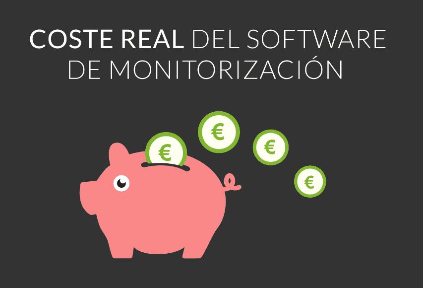 coste del software de monitorización