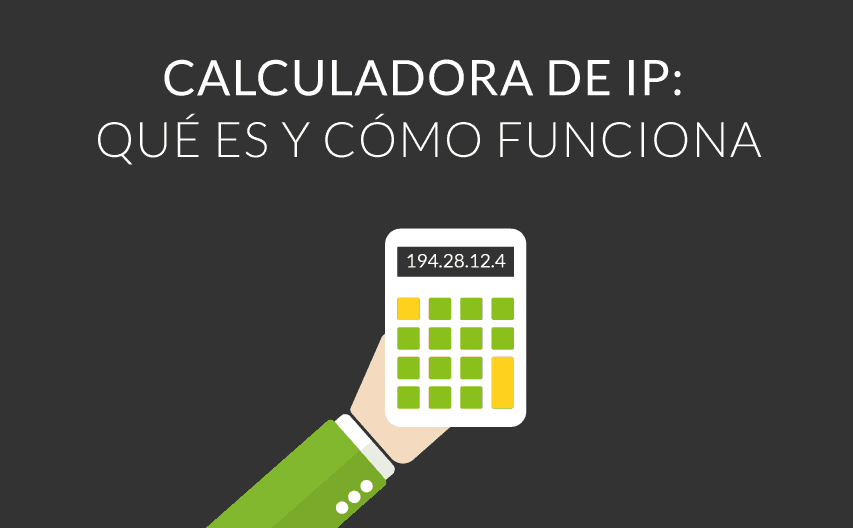 calculadora de IP