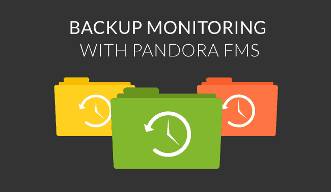 backup monitoring