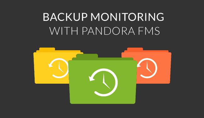backup monitoring