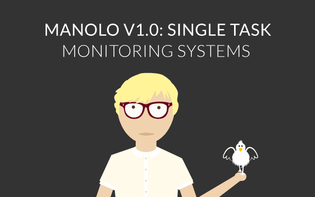 single task monitoring systems