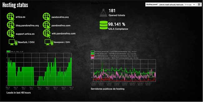 star trek enterprise monitoring