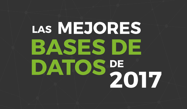 Mejores bases de datos