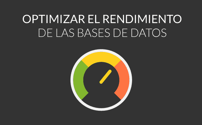 Rendimiento base de datos