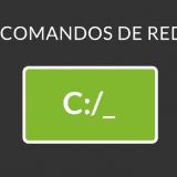 comandos de red