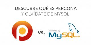 Descubre qué es Percona y cómo va a conseguir que te olvides de MySQL