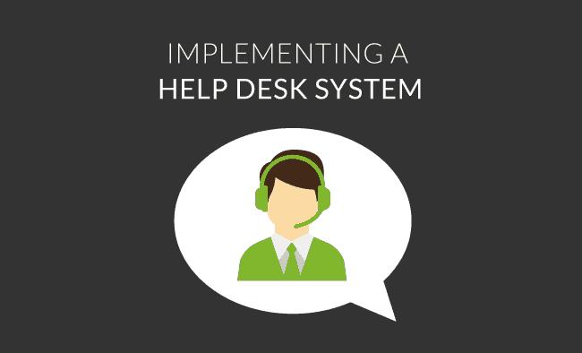 help desk system