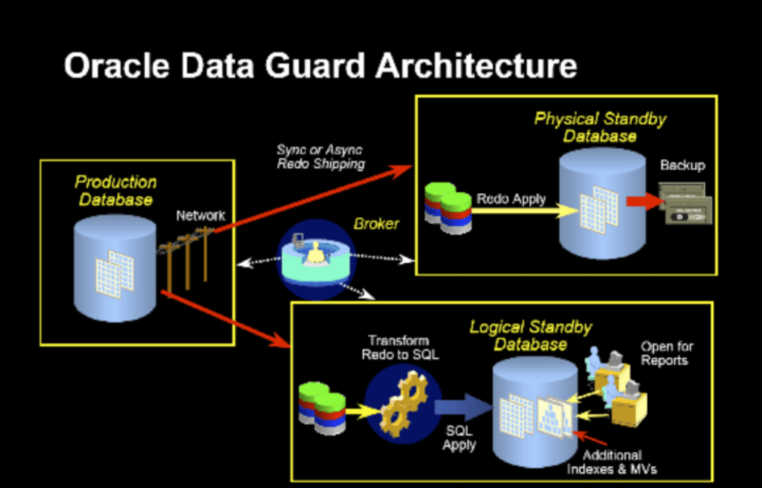 data guard monitoring