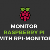 Monitor Raspberry Pi with RPi-Monitor
