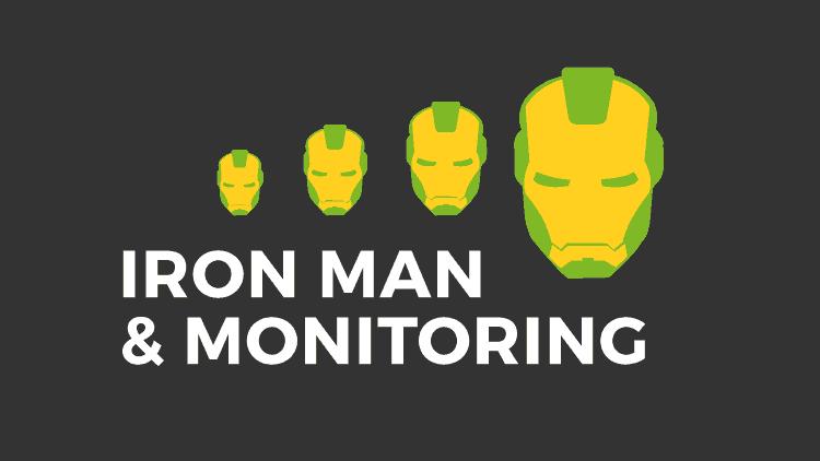 ironman y monitorizacion