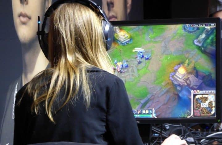 amante de la tecnología: gamer
