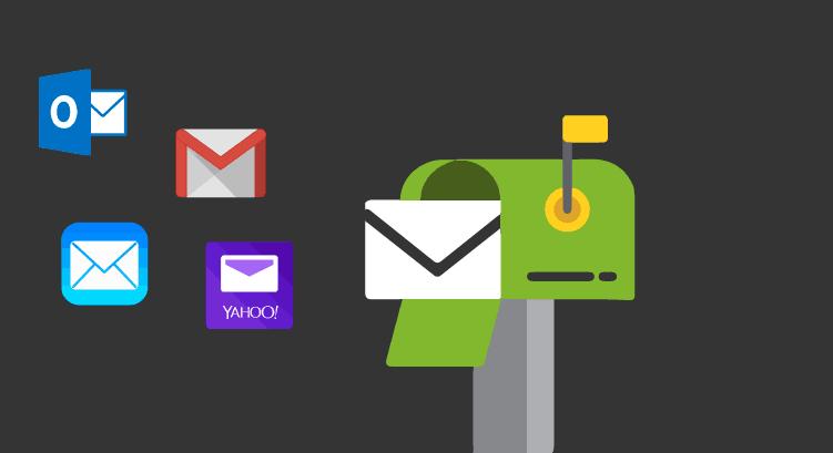 datos sobre el correo electrónico
