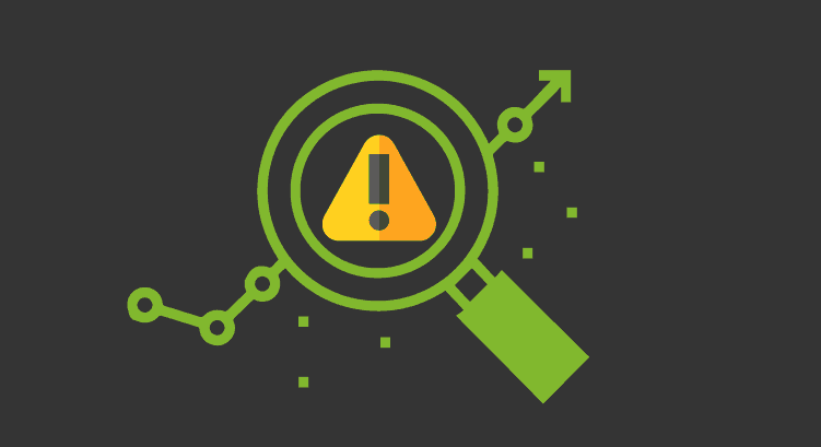 Anomaly detection in monitoring