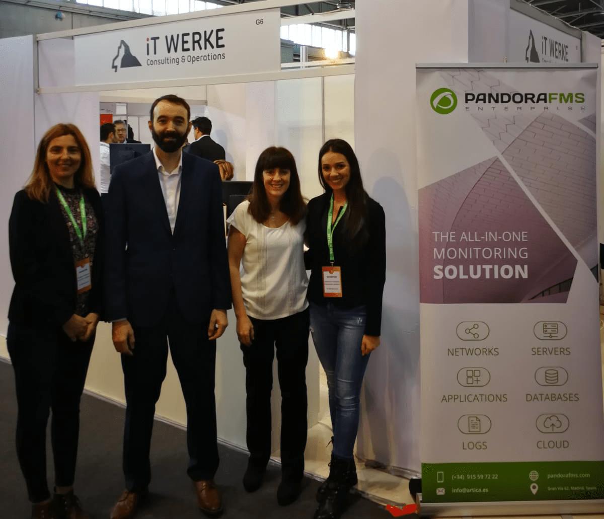 SEE IT Fair in Serbia IT Werke and Pandora FMS