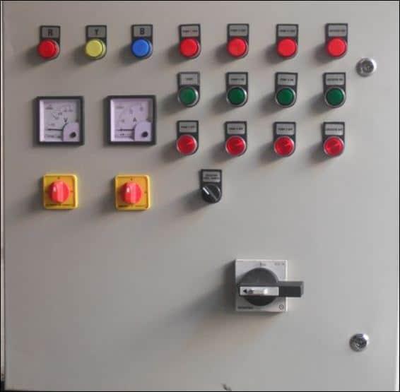 Instrumentación de un Controlador Lógico Programable