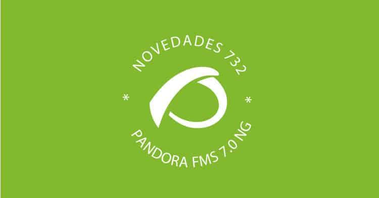 pandora fms 732