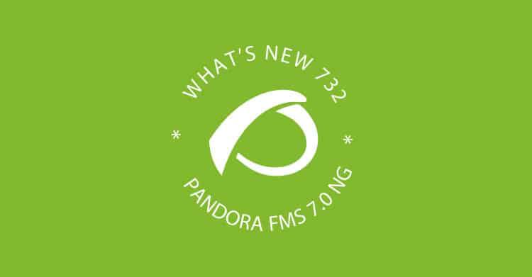 release Pandora FMS 732