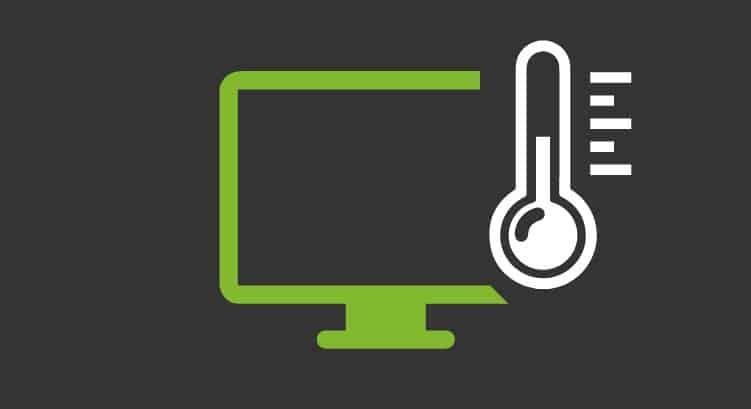 temperatura del ordenador