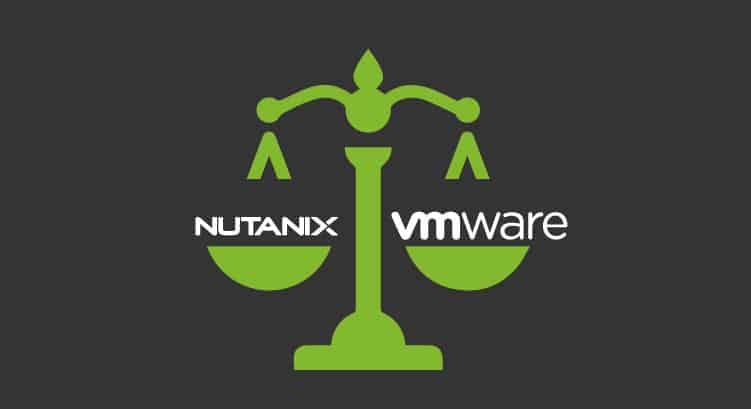 nutanix y vmware