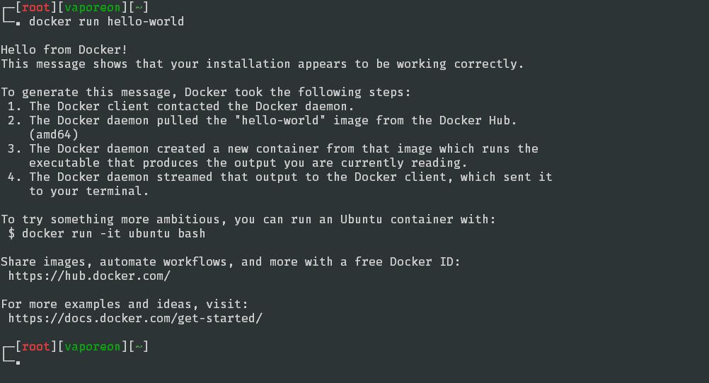 crear contenedores docker 1