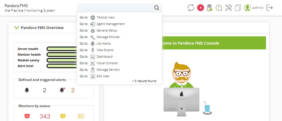 pandora fms release 743 3