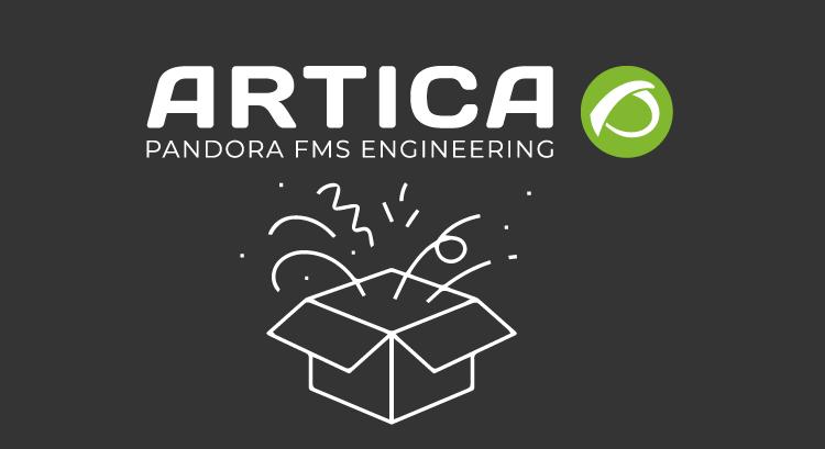 nuevo logo de artica