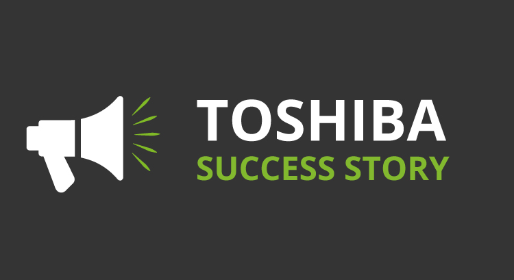 toshiba success story