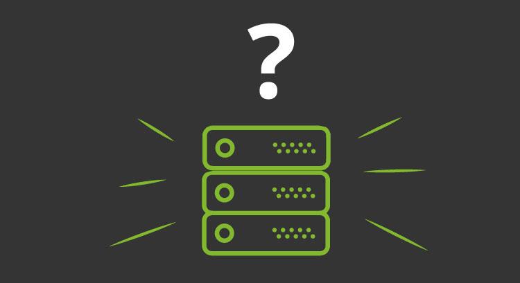 cómo elegir servidores