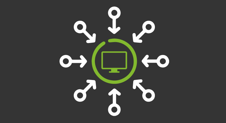 centralizar la monitorización