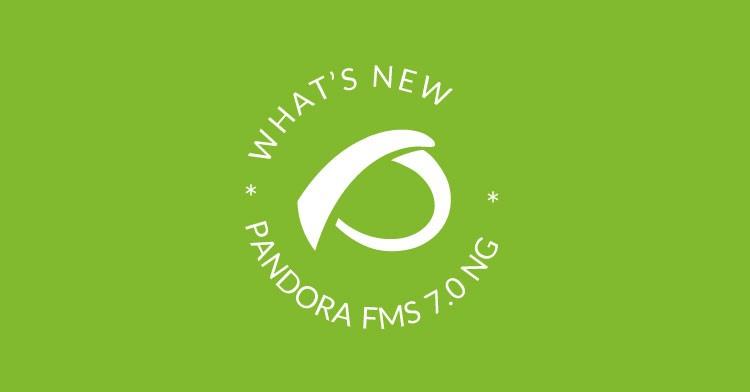 pandora fms release 748