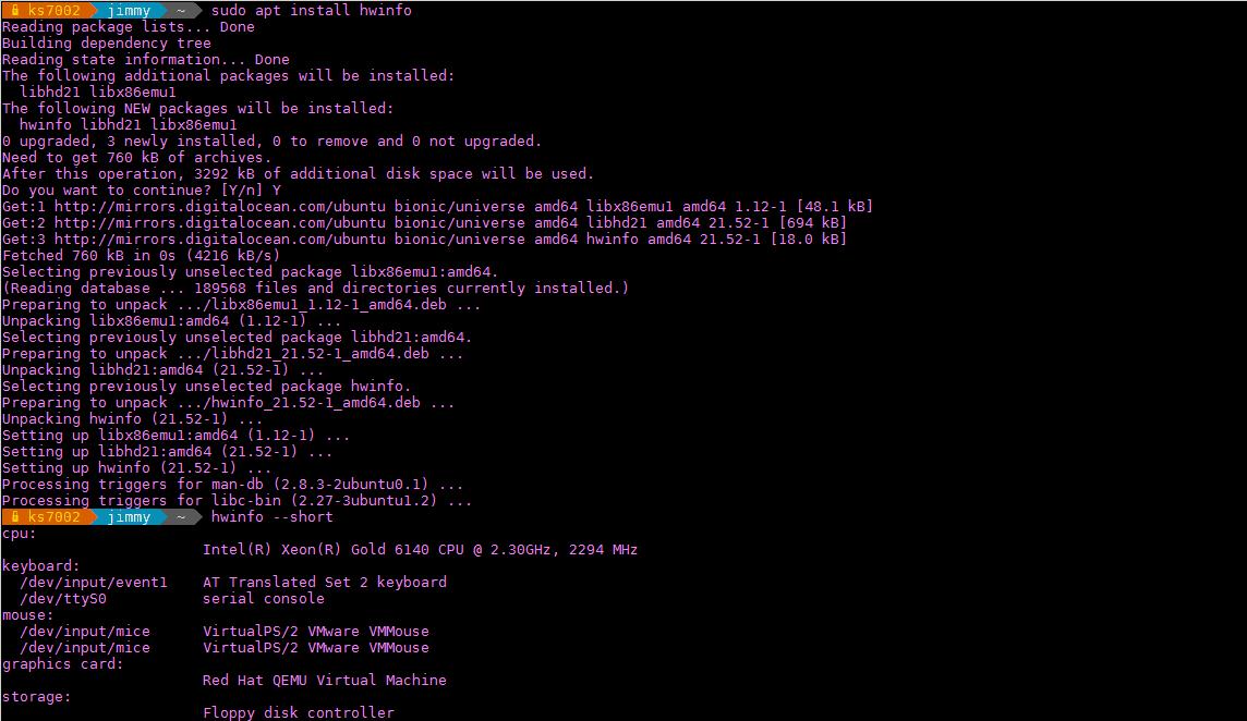 gnu commands 11
