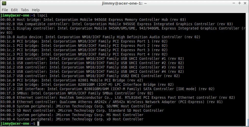 gnu commands 17