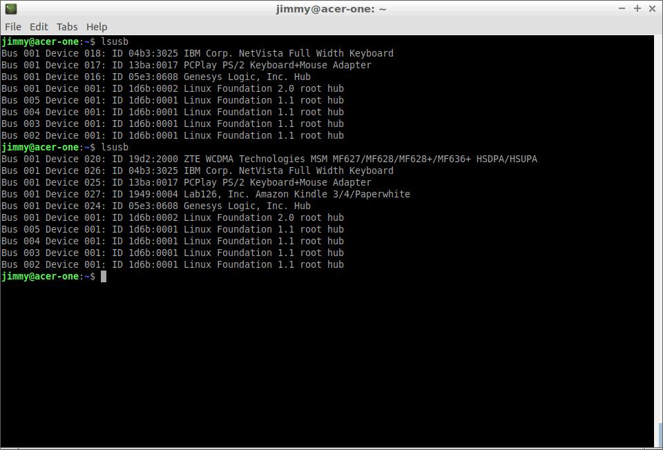 gnu commands 19