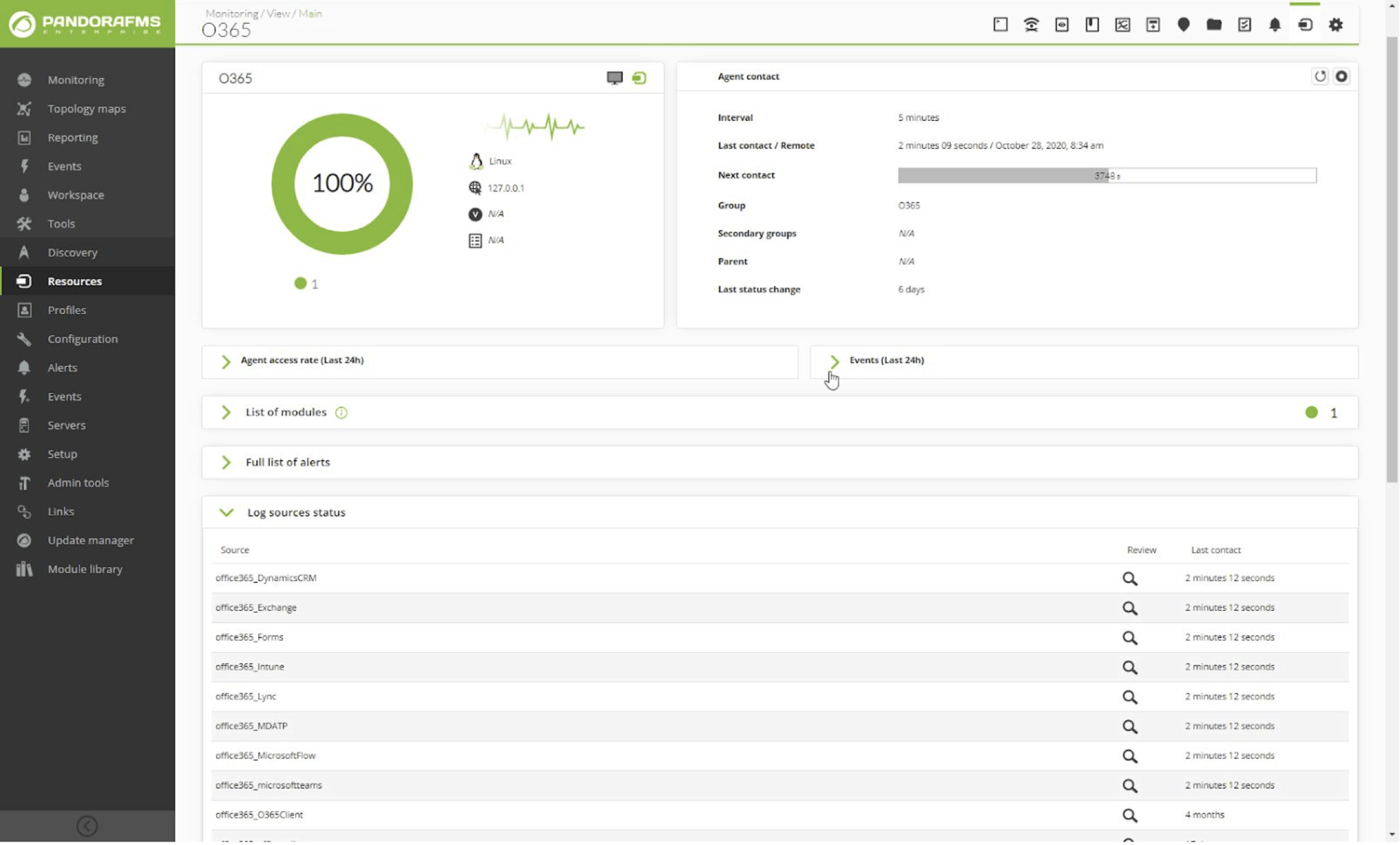 Office-365-monitoring