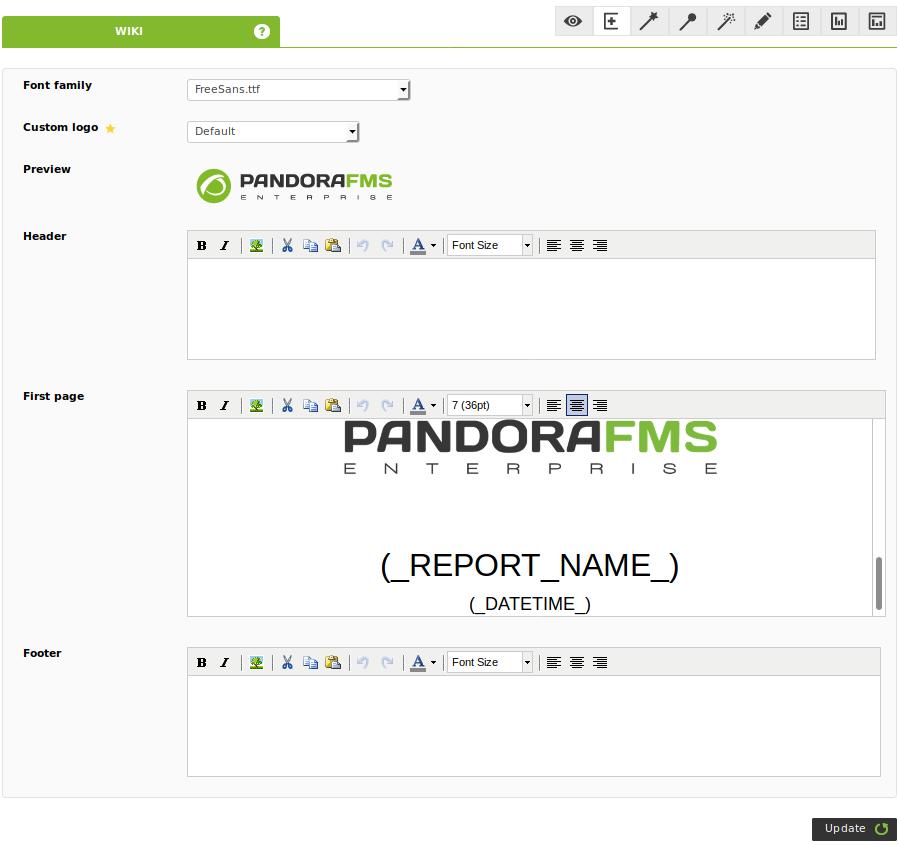 File:Advance options-tab-reporting builder png - Pandora FMS