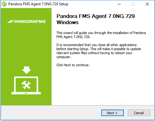 Pandora agent 3.0 RC3 install windows 021.png