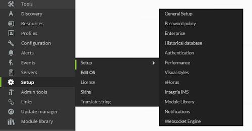Pandora:Documentation en:Console Setup - Pandora FMS Wiki