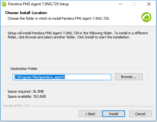 Pandora agent 3.0 RC3 install windows 041.png