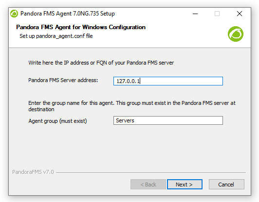 Pandora agent 3.0 RC3 install windows 07.png