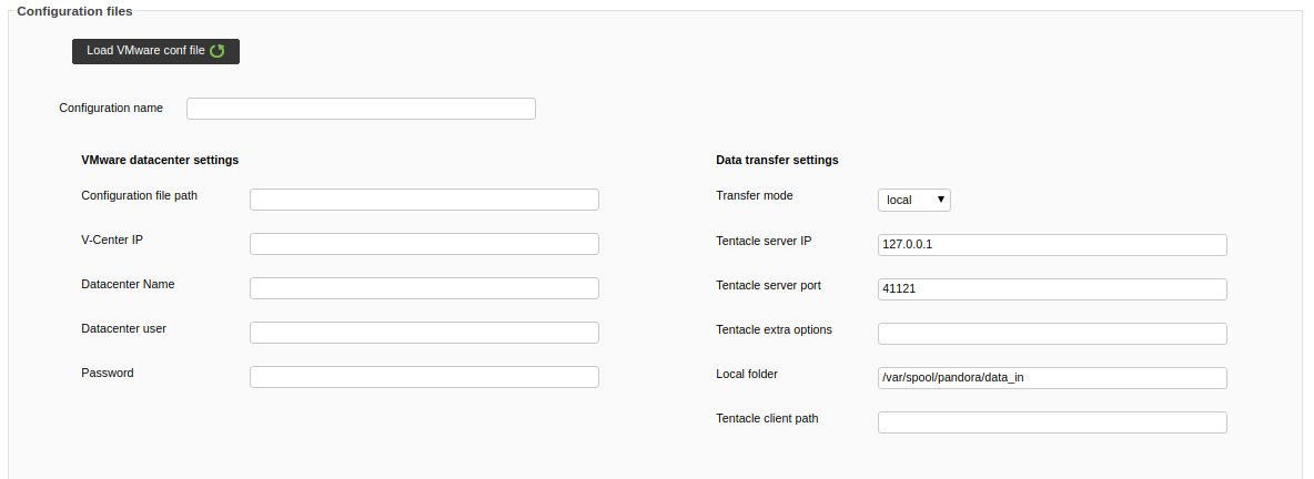 File:Vmware settings2 png - Pandora FMS Wiki