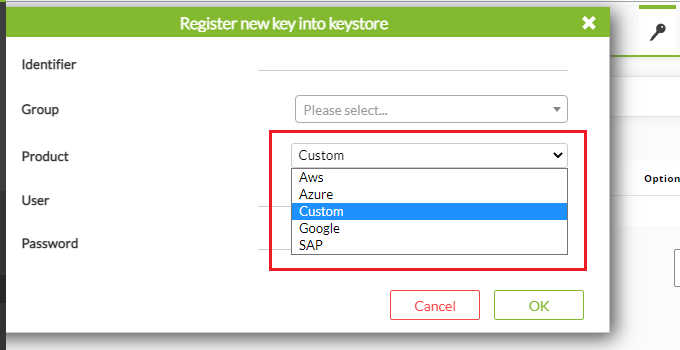 Configuration-credential store-register new key into keystore.png