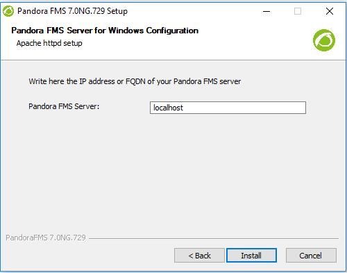 Pandora:Documentation en:Installing - Pandora FMS Wiki