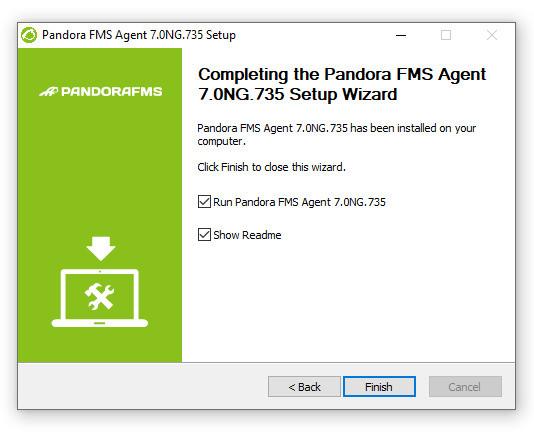 Pandora agent 3.0 RC3 install windows 08.png