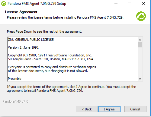 Pandora agent 3.0 RC3 install windows 031.png