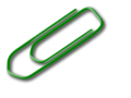 Green paperclip.png
