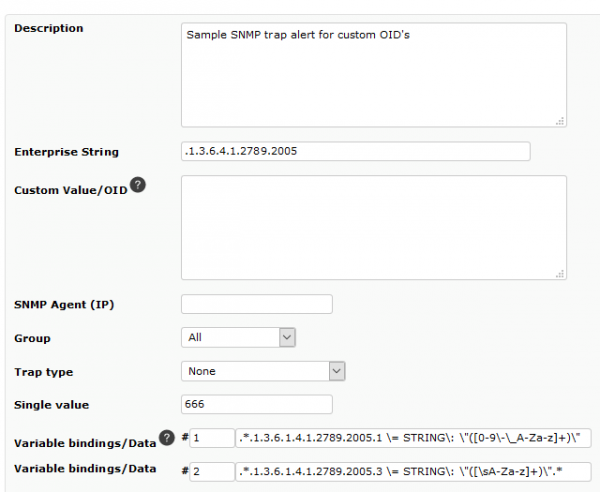Pandora:Documentation en:SNMP traps Monitoring - Pandora FMS Wiki